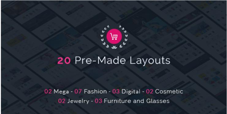 HugeShop - PrestaShop Shopping Themes