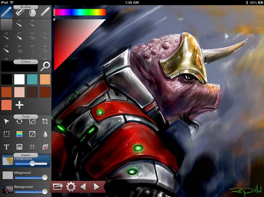 Best IPad Art Apps For Sketching And Painting