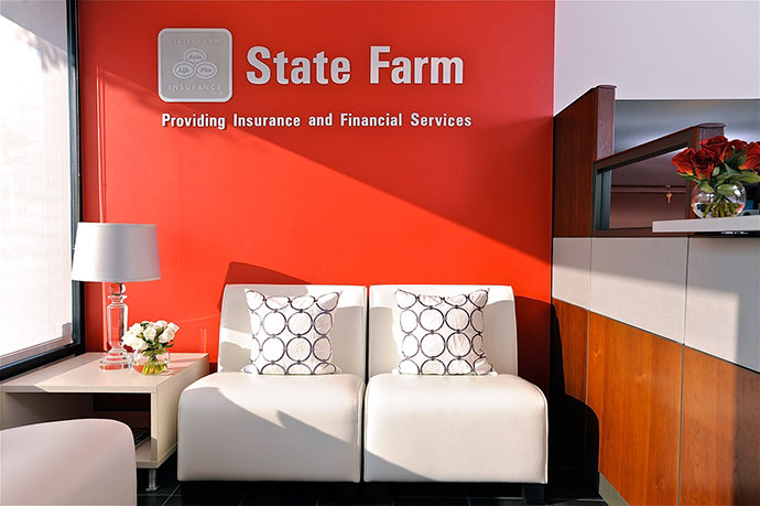 Insurance and Financial Service Office Project