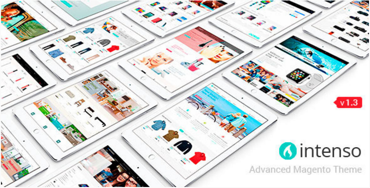 Best Selling Magento Themes