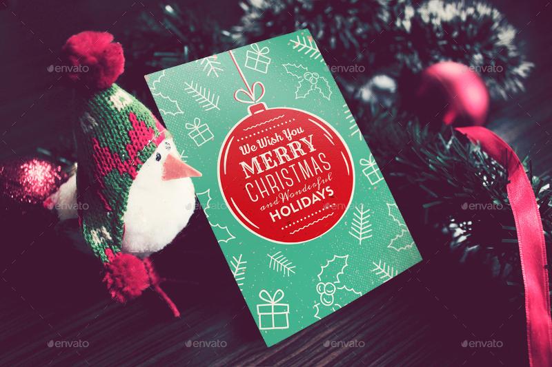 Invitation-Christmas-Card-Mockup