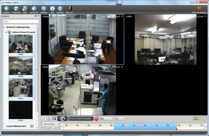 Top CCTV Software Alternatives