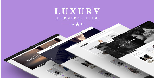 Best Ecommerce PSD Design Templates