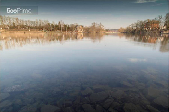Lake-by-the-woods-590x392