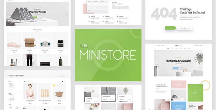 Lexus Ministore - Powerful Opencart theme for Furniture & Decor shop