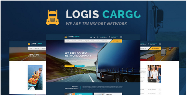 Logis Cargo - Logistics & Transport HTML Template