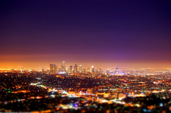 Los-Angeles-Tilt-Shifted
