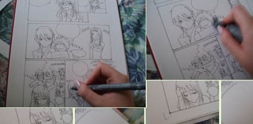 Manga Making Tutorial