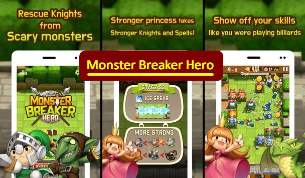 Monster Breaker Hero