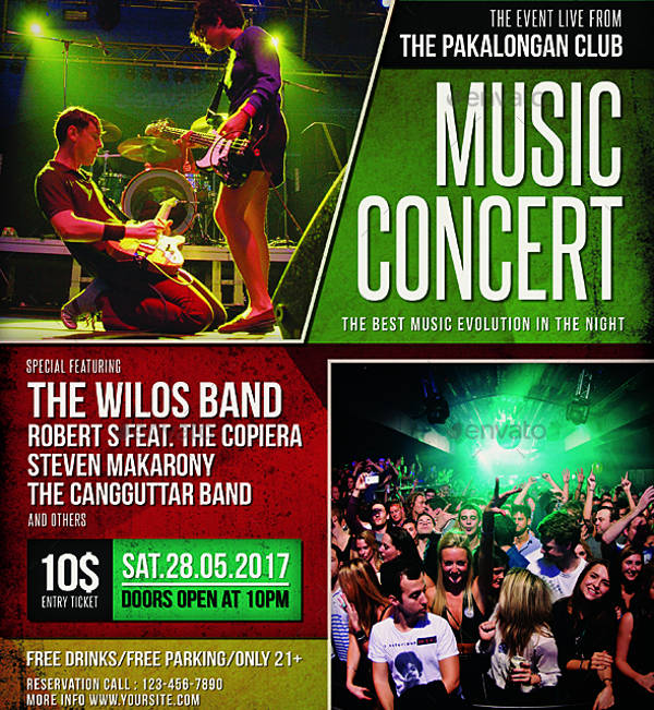 Music-Concert-Poster