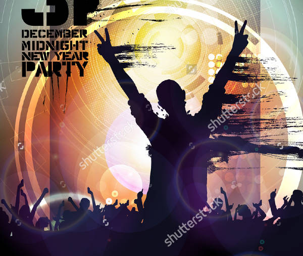 Music-Party-Illustration-Poster