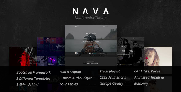 Nava - Music, Artist, Band, Radio