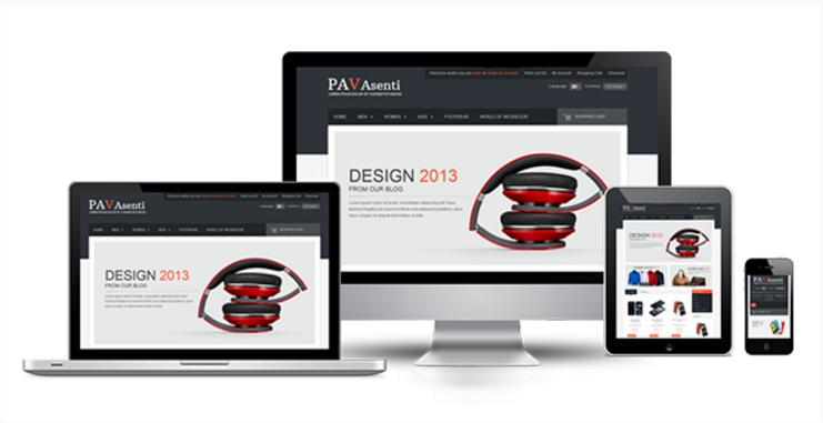 Pav Asenti Responsive Theme