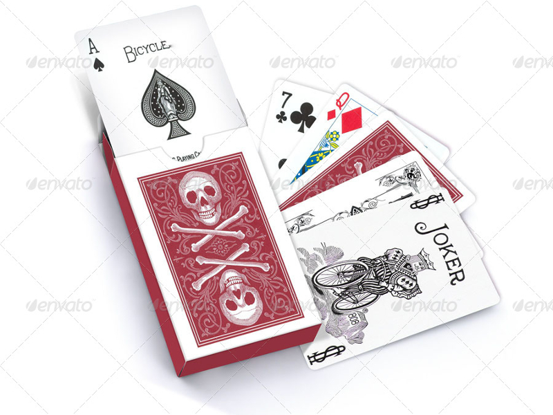 Photorealistic-Playing-Cards-Design