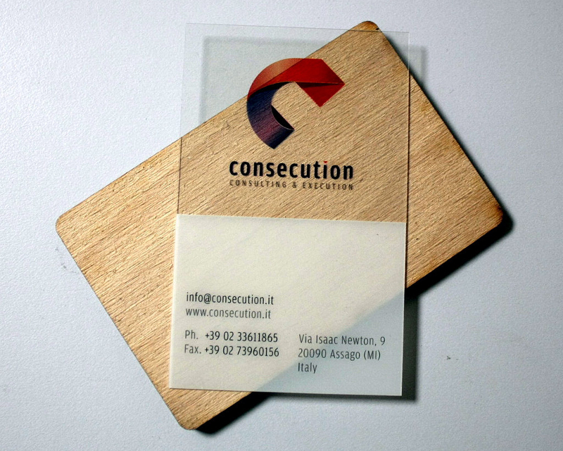 Printed-Transparent-Business-Card