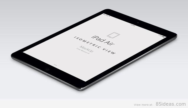 Psd-iPad-Air-Perspective-Mockup