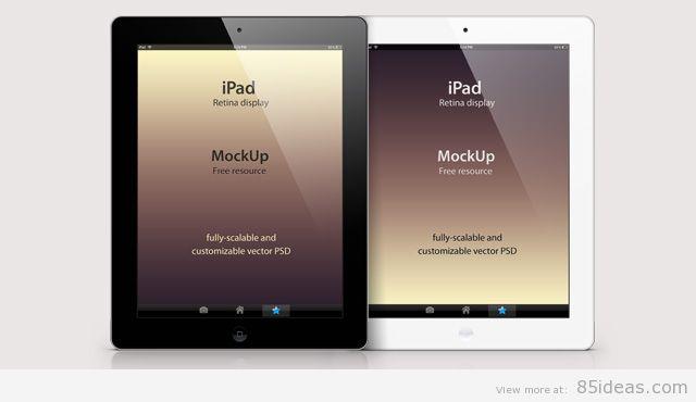 Psd-iPad-Retina-Mockup-Template