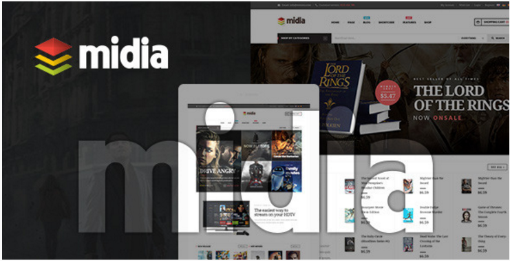 Pts Media - Prestashop Themes