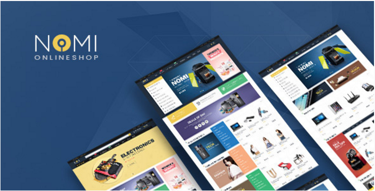 Pts Nomi - Digital Responsive Prestashop Theme