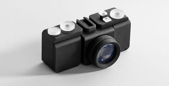 SLO Printed Lens Camera