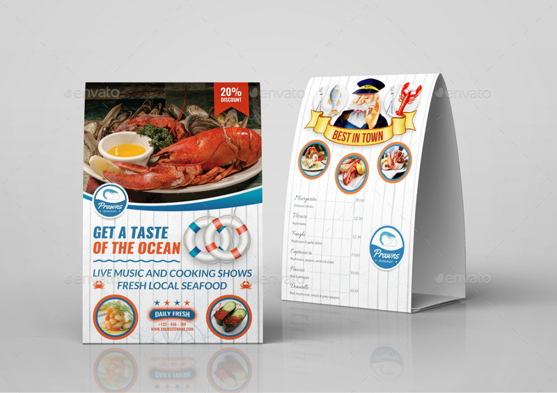 Seafood-Restaurant-Advertising-Menu