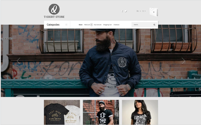 Best OpenCart Fashion Themes