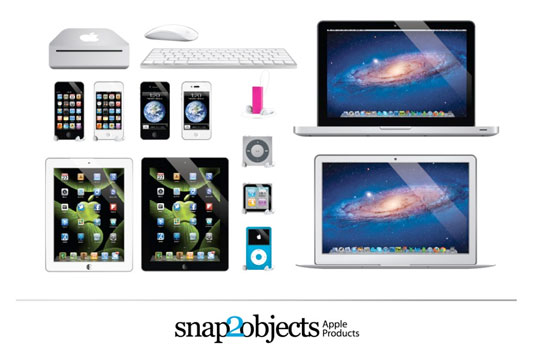Snap2objects