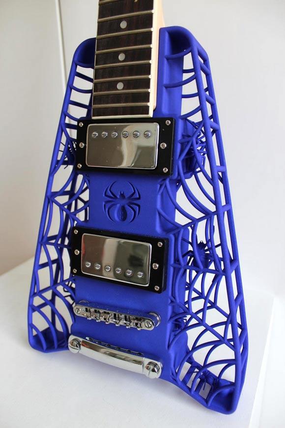 Spider 3D Guitar
