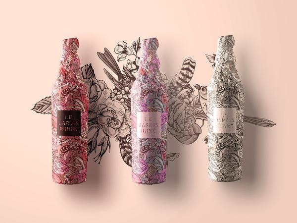 Tattoo-Wine-Packaging-Design