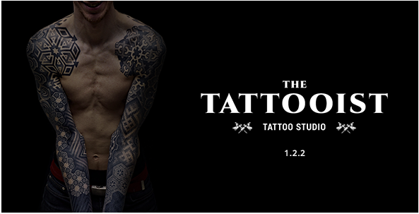 The Tattooist - Tattoo & Body Art Studio HTML Template