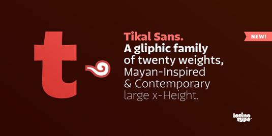 Tikal Sans
