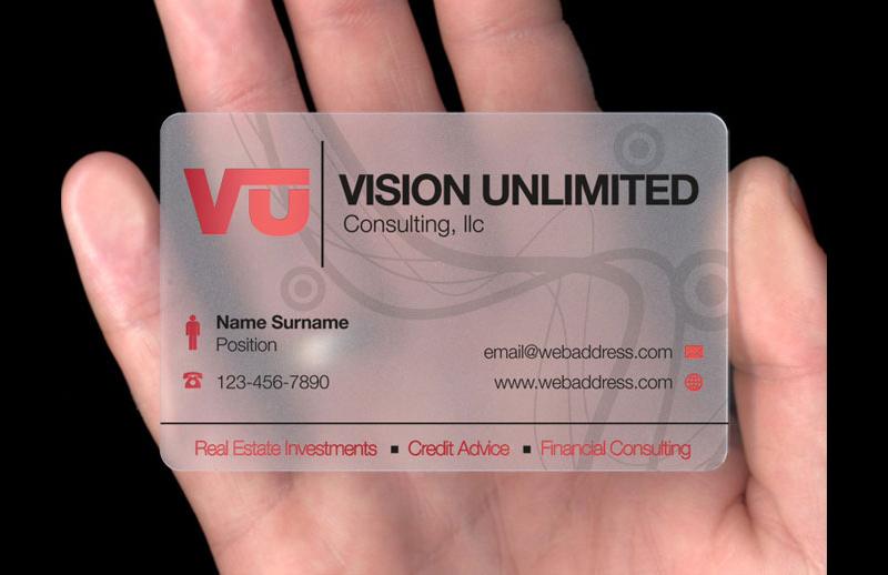 Translucent-Plastic-Card