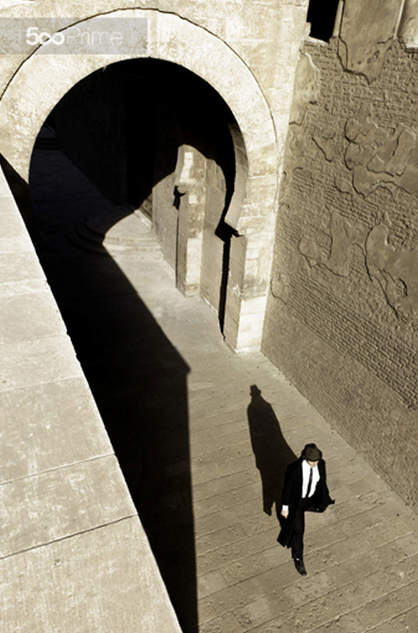 Two-Long-Shadows