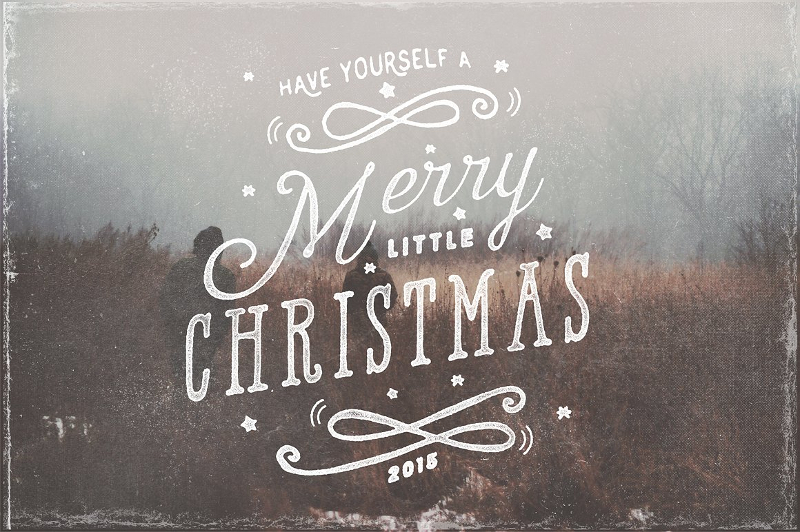 Typography-Christmas-Photo-Overlay