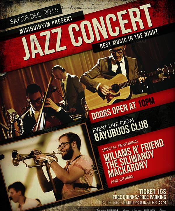 Typography-Concert-Poster