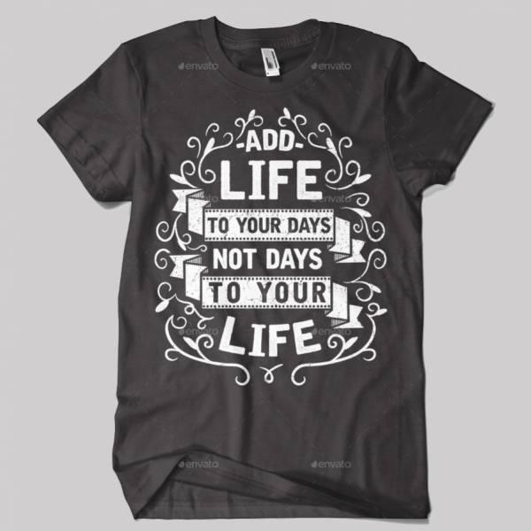 Typography-T-shirt-Design