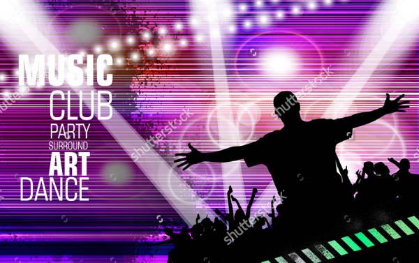 Vector-Concert-Poster