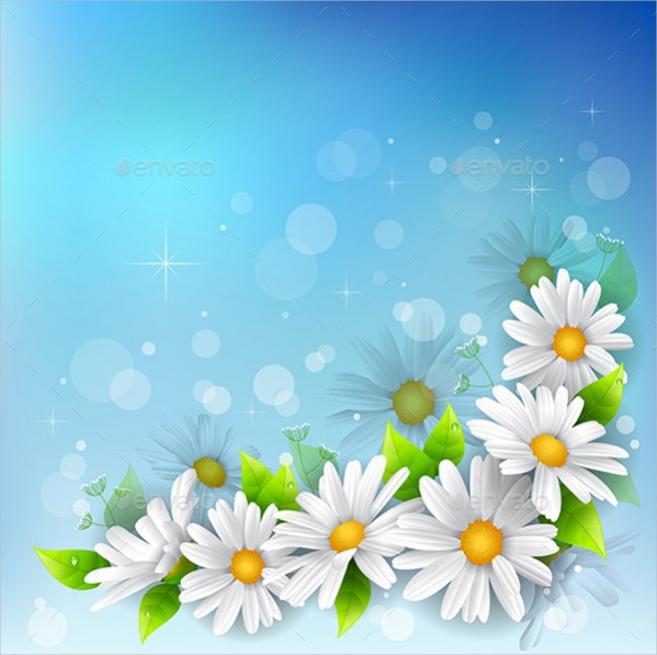 Vector-High-Quality-Flower-Background