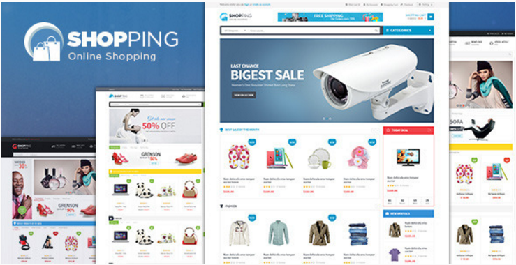 Best Magento Shopping Themes