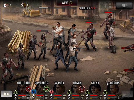 Walking DeadRoad to Survival1