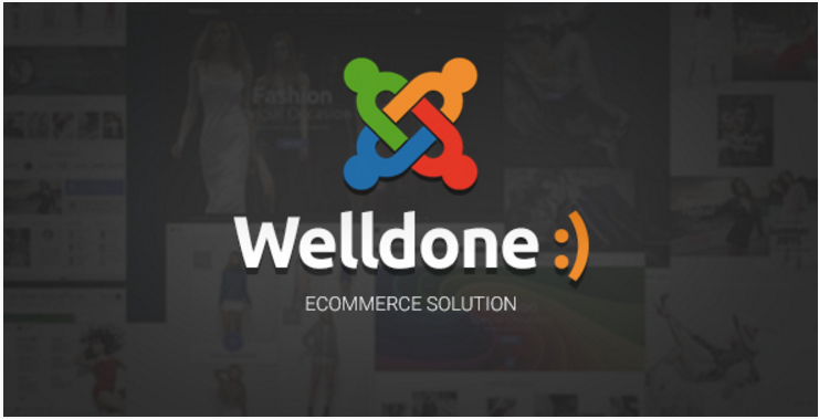Welldone - Joomla VirtueMart ecommerce theme