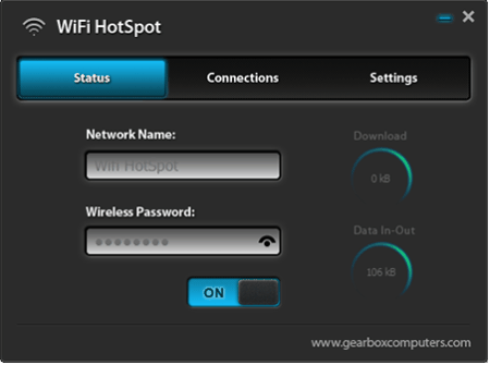 Wifi_HotSpot_Utility