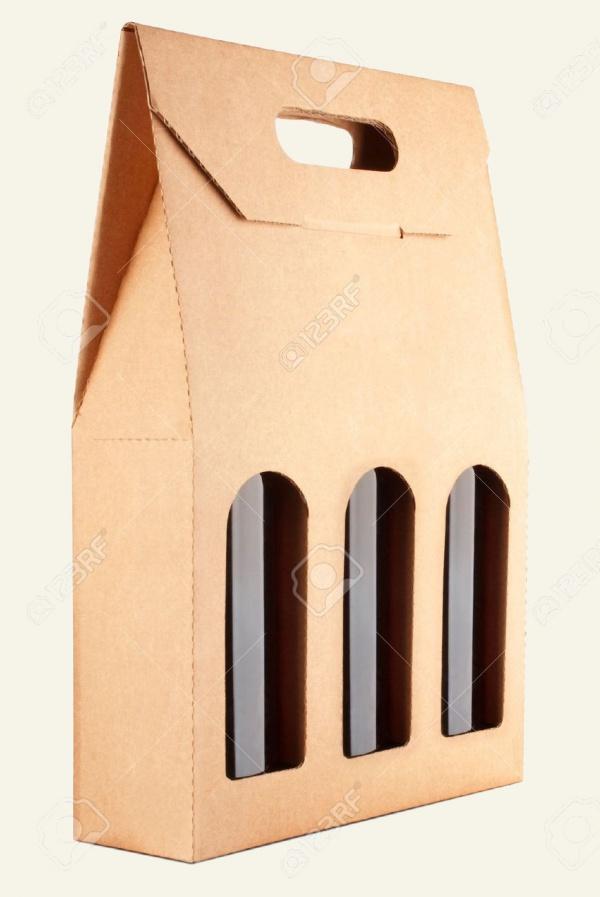 Wine-Cardboard-Packaging