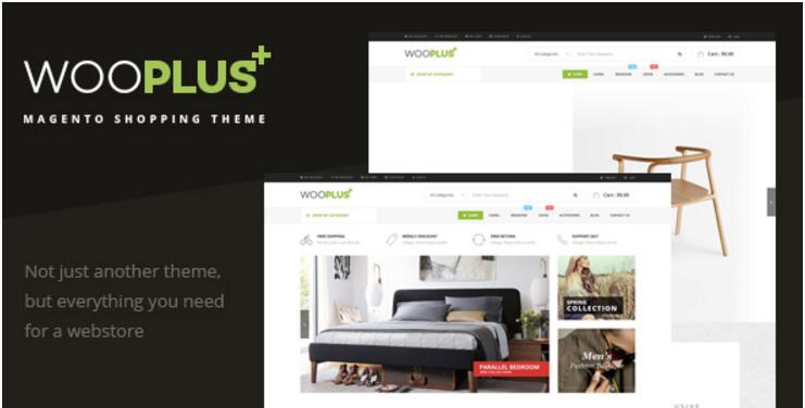 Wooplus - Magento Shopping Theme
