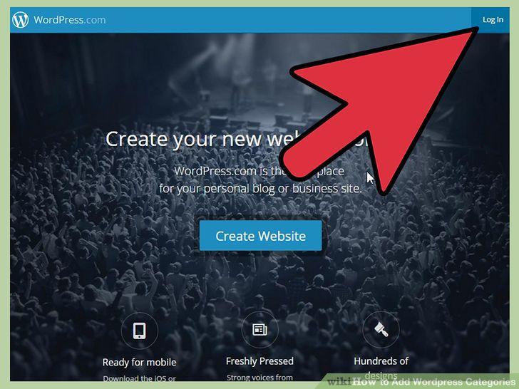 Add a Subpage in Wordpress