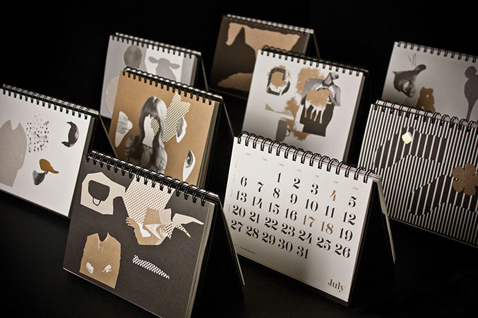 Best Creative Calendar Designs Inspiration