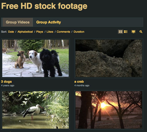 Free Downloading Websites For Stock Videos Intros And Footage