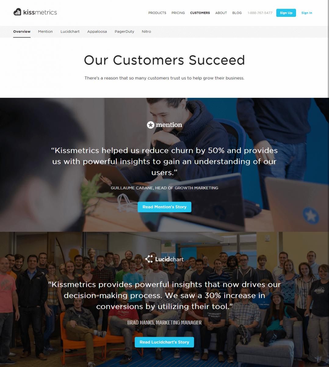 Best Testimonial Web Design Examples