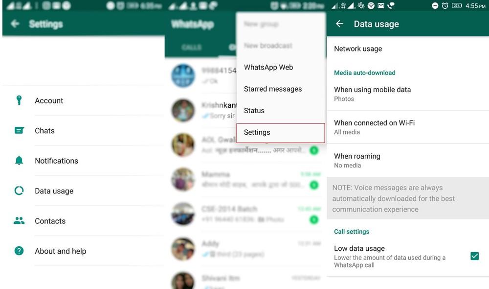 minimize-mobile-data-usage