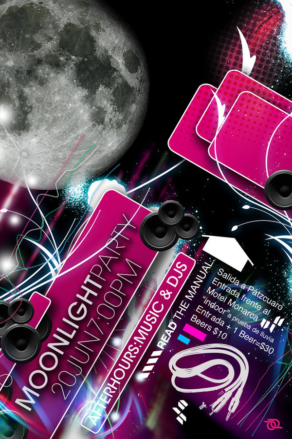 moonlight_party_flyer_by_davidzamoradesign